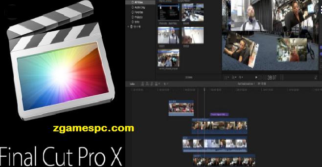 Final Cut Pro X Key